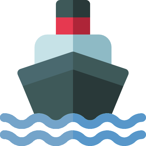 Logo GreenFerries Ship
